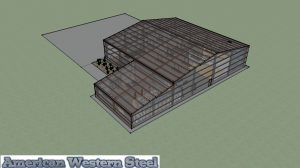 houston metal construction buildings