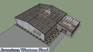 Steel Buildings Houston Texas