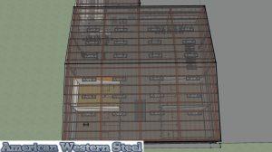 prefab metal building Houston