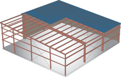 steel buildings design