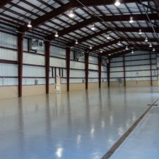 steel contractors turnkey hangar construction