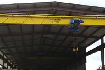 overhead crane buildings
