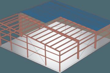 steel buildings design